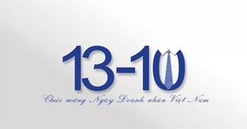 Mừng ngày Doanh Nhân Việt Nam 13-10