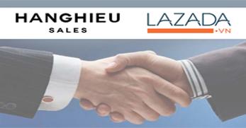 Hang Hieu Sale hợp tác với Lazada