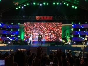 Yamaha Festival 2015 tại Bình Dương – Vũng Tàu – Biên Hòa – Cần Thơ